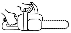 Guida rapida vibrometro for Motosega fissa
