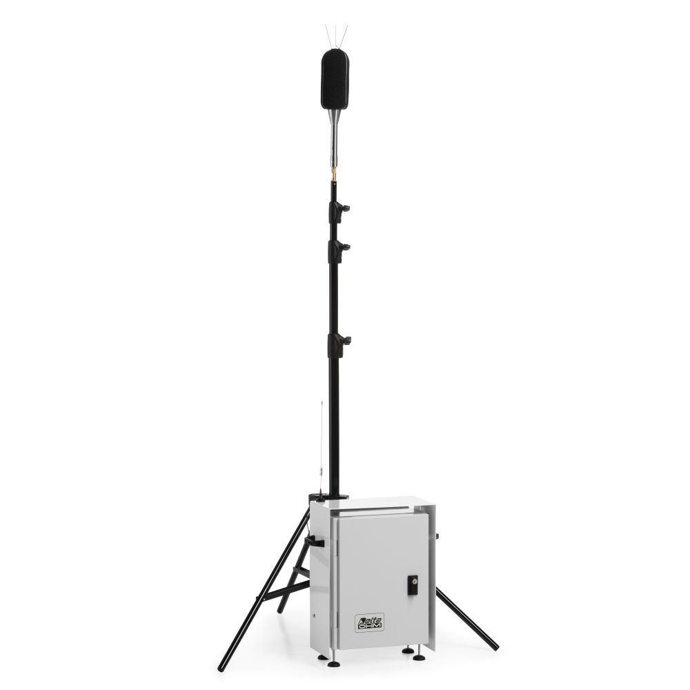 Meteorology, Sound & Vibration, Weather Station HD2011NMT - Noise  Monitoring Station - Delta OHM
