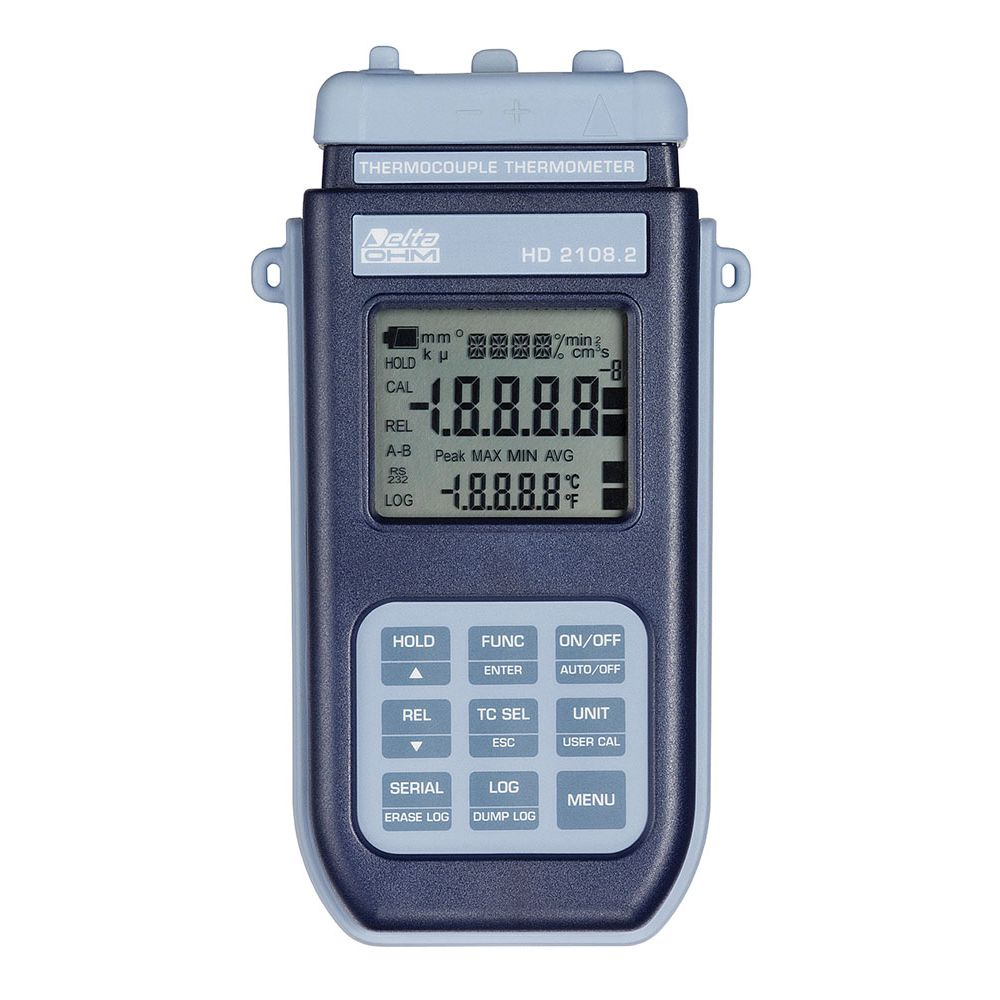 HD21082 Thermocouple Thermometer Data Logger