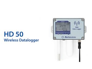 HD50: a new addition to the wide range of dataloggers