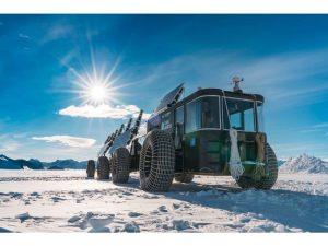 Delta OHM sensors are back from Antarctica